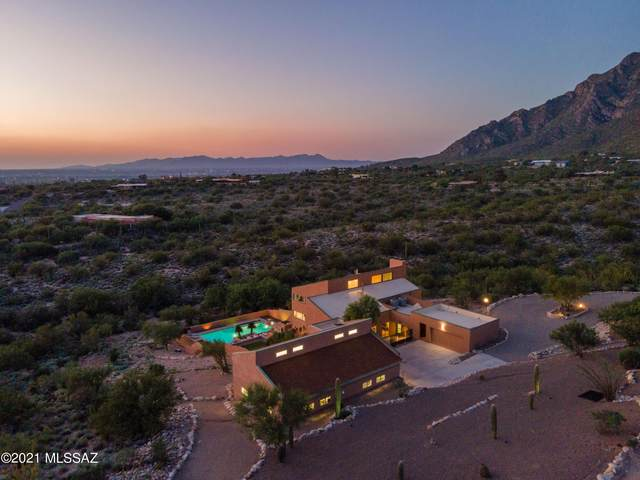 7607 N Christie Drive, Tucson, AZ 85718 (#22124264) :: Long Realty - The Vallee Gold Team