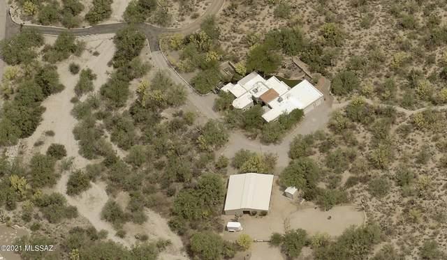 4850 N Avenida De Franelah, Tucson, AZ 85749 (#22125226) :: The Dream Team AZ