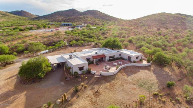 15110 W Arivaca Ranch Road, Arivaca, AZ 85601 (#21817036) :: Gateway Partners at Realty Executives Tucson Elite