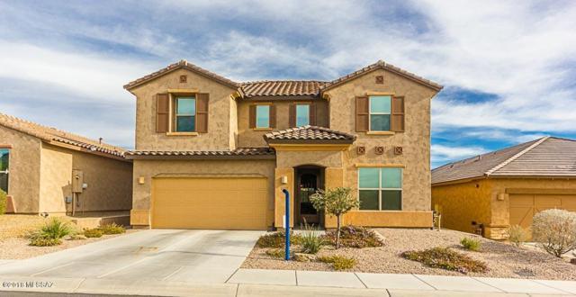 12372 N Summer Wind Drive, Marana, AZ 85658 (#21827282) :: Long Realty Company