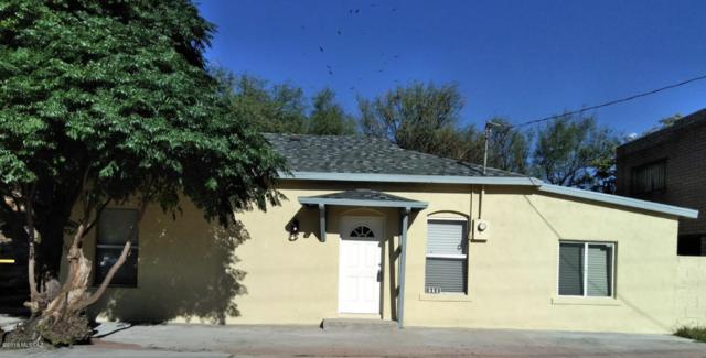 661 N Potrero Avenue, Nogales, AZ 85621 (#21828496) :: Long Realty Company