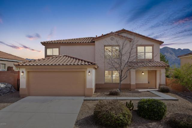10196 Nine Iron Drive, Oro Valley, AZ 85737 (#21902883) :: Long Realty - The Vallee Gold Team