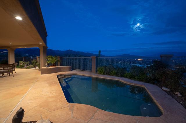 4162 N Quail Canyon Drive, Tucson, AZ 85750 (#21907951) :: Long Realty - The Vallee Gold Team