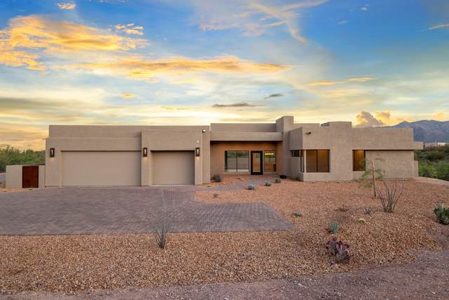 2920 N Megafauna Court, Tucson, AZ 85749 (#21908519) :: Luxury Group - Realty Executives Arizona Properties
