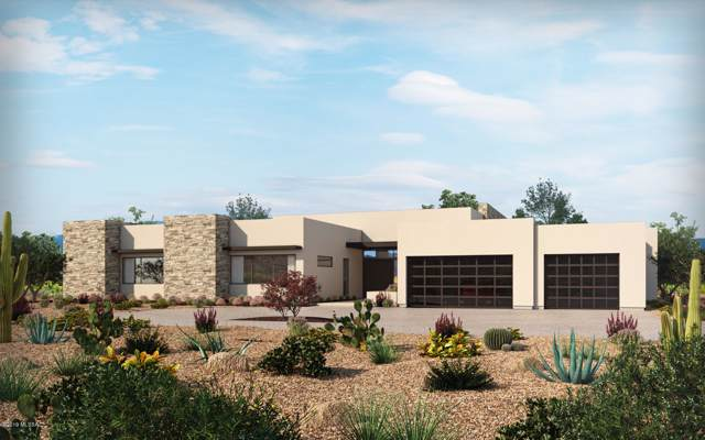 14077 N Flint Peak      To Be Built Place, Oro Valley, AZ 85755 (#21914827) :: Long Realty - The Vallee Gold Team