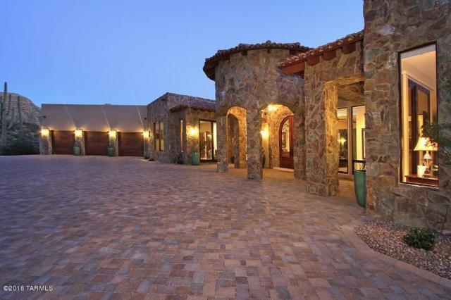 3980 W Cayton Mountain Drive, Marana, AZ 85658 (#21915015) :: Long Realty - The Vallee Gold Team