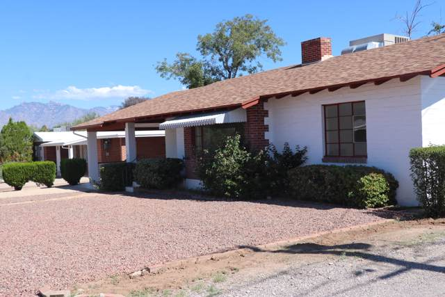620 N Erin Avenue, Tucson, AZ 85711 (#21924602) :: Long Realty - The Vallee Gold Team