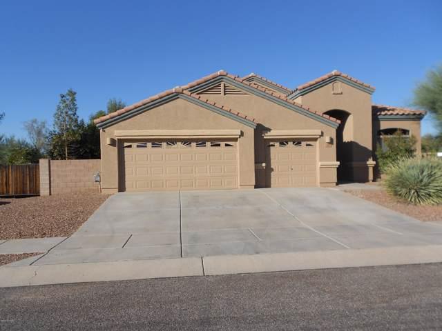 3975 E Ruffian Road, Tucson, AZ 85739 (#21926534) :: Long Realty - The Vallee Gold Team