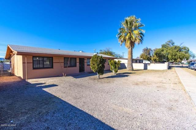5356 S Alaska Drive, Tucson, AZ 85706 (#22000875) :: Long Realty - The Vallee Gold Team