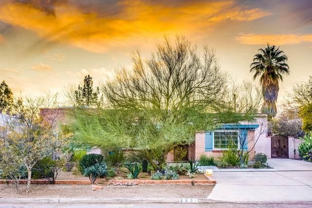 2231 N Norris Avenue, Tucson, AZ 85719 (#22001908) :: Tucson Property Executives
