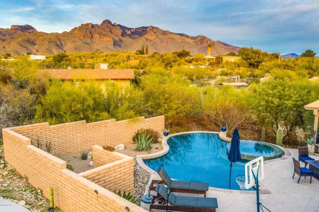 6410 N Camino Abbey, Tucson, AZ 85718 (#22002413) :: Tucson Property Executives