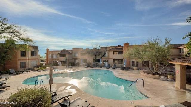 7255 E Snyder Road #7101, Tucson, AZ 85750 (#22003798) :: Long Realty - The Vallee Gold Team
