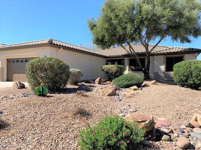 949 N Cowboy Canyon Drive, Green Valley, AZ 85614 (#22004959) :: Long Realty - The Vallee Gold Team