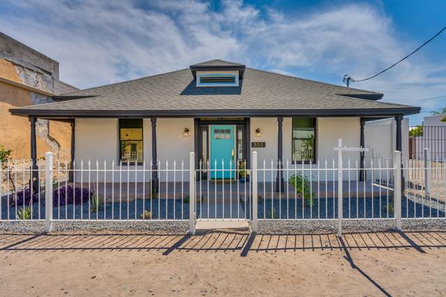 505 S Meyer Avenue, Tucson, AZ 85701 (#22011977) :: Long Realty - The Vallee Gold Team