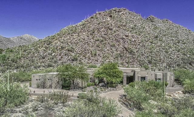 4502 W Hanging Rock Court, Marana, AZ 85658 (#22025208) :: Long Realty - The Vallee Gold Team