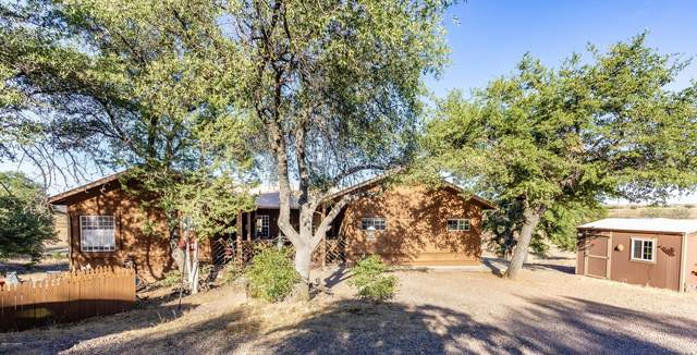 24 Calle Sobaipuri, Sonoita, AZ 85637 (#22027407) :: Long Realty - The Vallee Gold Team