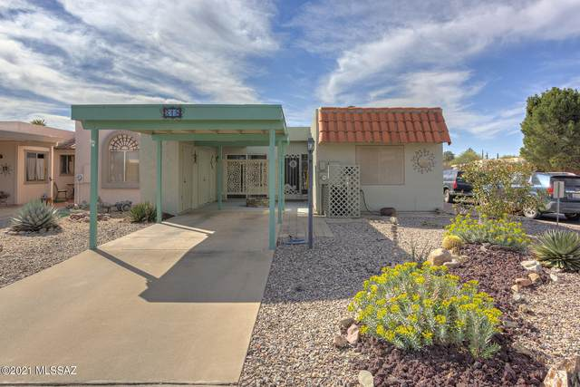 318 N Calle Del Chancero, Green Valley, AZ 85614 (#22106946) :: The Local Real Estate Group | Realty Executives