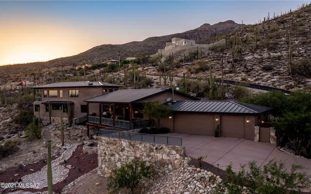 11960 E Ponce De Leon, Tucson, AZ 85749 (#22112771) :: Gateway Partners International