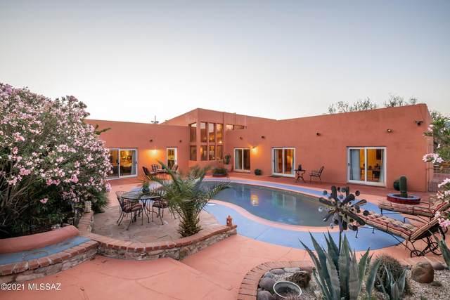 105 N Avenida Javalina, Tucson, AZ 85748 (#22113237) :: Gateway Partners International