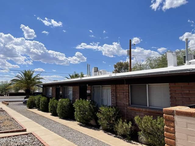 230 N Campbell Avenue, Tucson, AZ 85719 (#22114281) :: Kino Abrams brokered by Tierra Antigua Realty