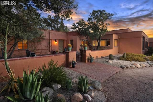 4831 N Camino Luz, Tucson, AZ 85718 (#22114981) :: Tucson Property Executives