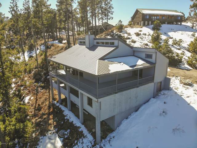 13067 N Upper Loma Linda Road N, Mt. Lemmon, AZ 85619 (#21510064) :: The Local Real Estate Group | Realty Executives