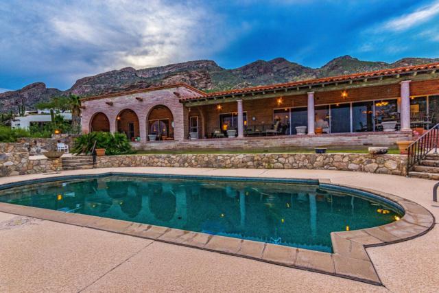 5045 E Saint Andrews Drive, Tucson, AZ 85718 (#21821269) :: Long Realty - The Vallee Gold Team