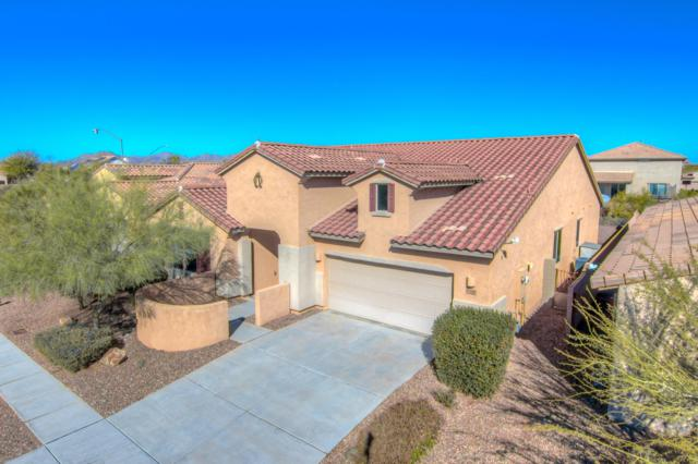 12803 N Via Vista Del Pasado, Oro Valley, AZ 85755 (#21832563) :: Long Realty - The Vallee Gold Team