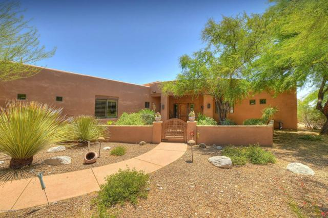 4154 N Boulder Canyon Place, Tucson, AZ 85750 (#21903738) :: Long Realty - The Vallee Gold Team