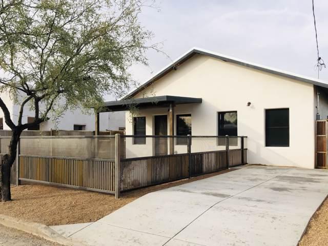 128 W Armijo Street, Tucson, AZ 85701 (#21922773) :: Long Realty - The Vallee Gold Team