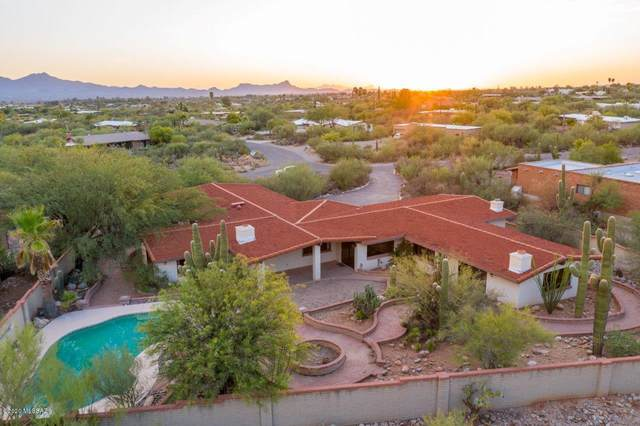 6720 N Skyway Drive, Tucson, AZ 85718 (#22016367) :: Long Realty - The Vallee Gold Team