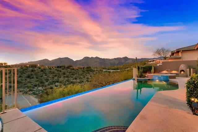 4075 N Black Rock Drive, Tucson, AZ 85750 (#22018206) :: Long Realty - The Vallee Gold Team