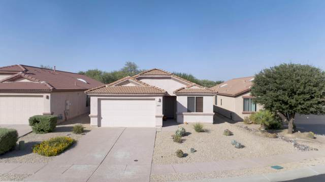 2941 S Royal Aberdeen Loop, Green Valley, AZ 85614 (#22024392) :: Long Realty - The Vallee Gold Team