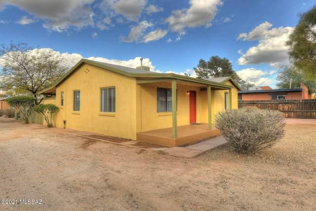 1639 E Hedrick Drive, Tucson, AZ 85719 (#22103684) :: Tucson Real Estate Group