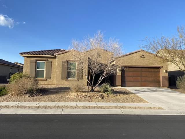 2288 W Capricorn Street, Oro Valley, AZ 85742 (#22104607) :: Tucson Real Estate Group
