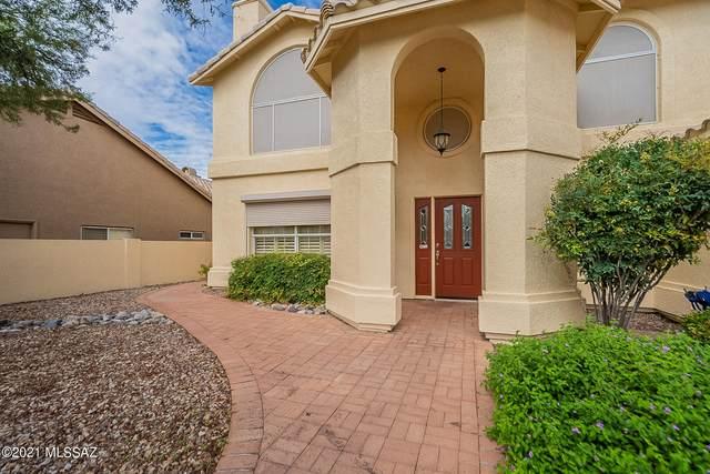 1973 W Desert Highlands Drive, Oro Valley, AZ 85737 (#22120137) :: Elite Home Advisors   Keller Williams