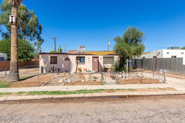 4601 E Timrod Street, Tucson, AZ 85711 (#22123334) :: Kino Abrams brokered by Tierra Antigua Realty
