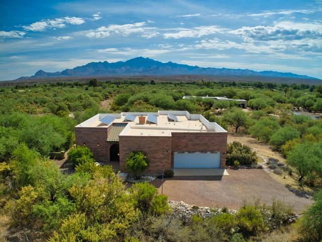 2324 Balderrain Lane, Tubac, AZ 85646 (#22001187) :: Tucson Property Executives