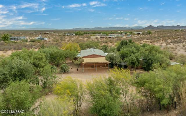 17690 W Lickskillet Lane, Marana, AZ 85653 (#22106412) :: Long Realty - The Vallee Gold Team