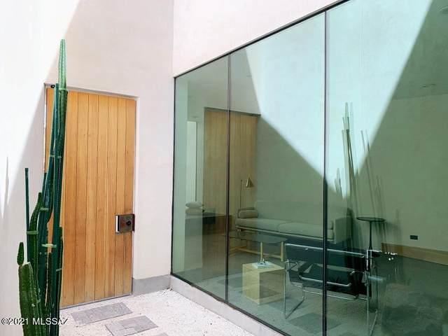 204 S Avenida Del Sembrador, Tucson, AZ 85745 (#22107040) :: Long Realty - The Vallee Gold Team