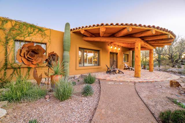 2140 N El Camino Rinconado, Tucson, AZ 85749 (#22005740) :: Long Realty - The Vallee Gold Team