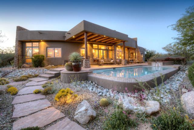 1083 W Vistoso Highlands Drive, Oro Valley, AZ 85755 (#21810372) :: Long Realty Company