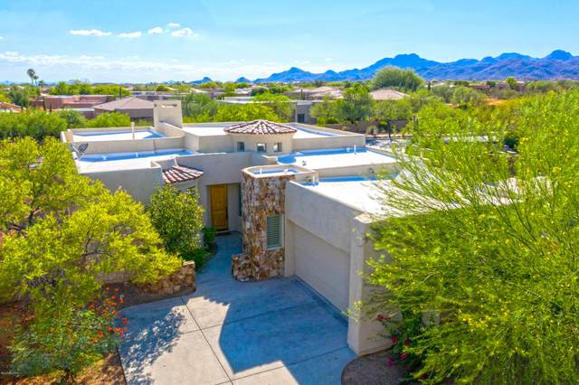 1033 W Par Four Drive, Oro Valley, AZ 85755 (#21922602) :: Long Realty - The Vallee Gold Team
