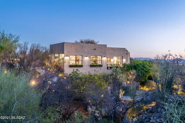 4911 N Avenida De Castilla, Tucson, AZ 85718 (#22109279) :: Gateway Partners International