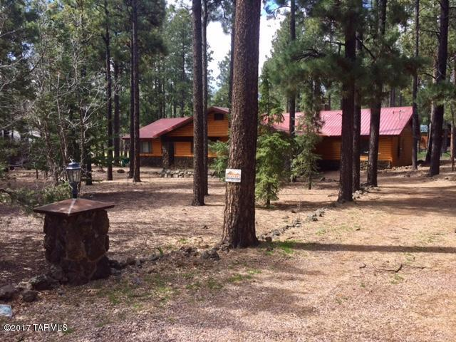 7186 Country Club Drive, Pinetop, AZ 85935 (#21712775) :: Long Realty - The Vallee Gold Team