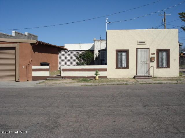 145 S San Pedro Street, Benson, AZ 85602 (#21716265) :: Long Realty Company
