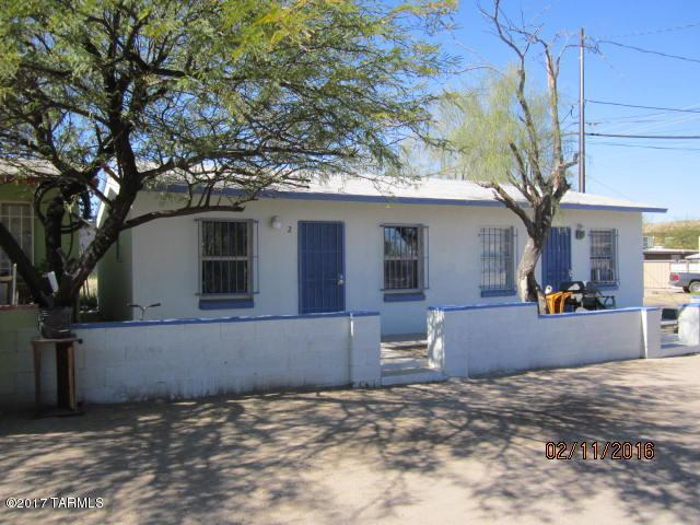 124 E Jacinto Street, Tucson, AZ 85705 (#21716293) :: Long Realty Company
