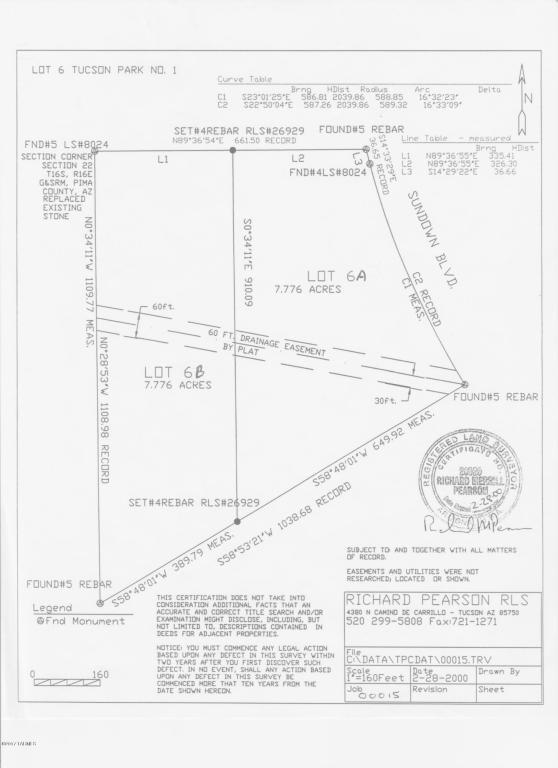 E Sundown 6A, Vail, AZ 85641 (#21716325) :: Long Realty Company
