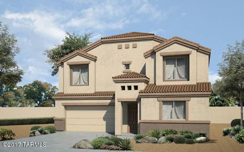 9018 W Grayling Drive, Marana, AZ 85653 (#21716434) :: Long Realty Company