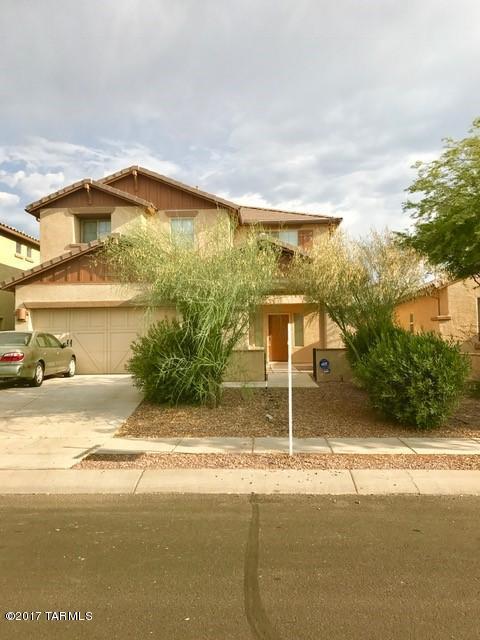 1263 W Montelupo Drive, Oro Valley, AZ 85737 (#21716716) :: Long Realty Company